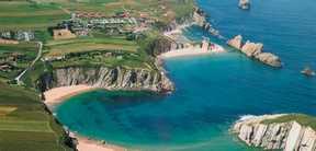 Réservations Golf en Cantabrie, Espagne