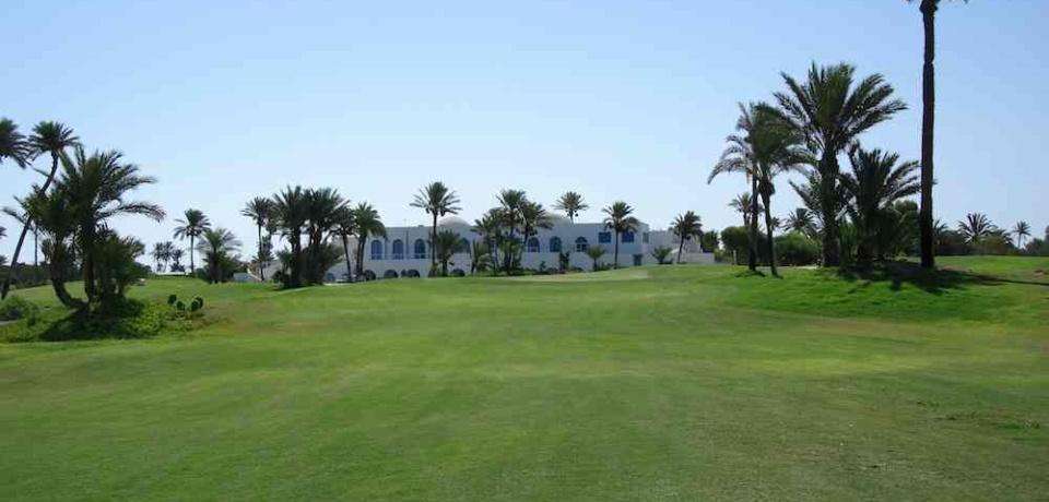 Réservation des Forfait et package du Golf à Djerba Tunisie