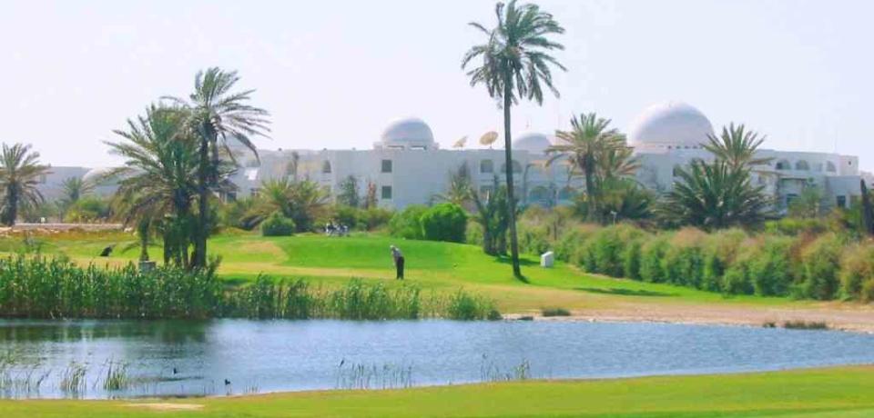 Réservation des Forfait et package au parcours L'Acacias à  Golf Djerba Tunisie