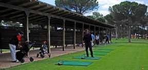 Réservation Forfait et Package au Golf Aldeamayor