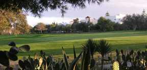 Réservation des stages cours et Leçons Golf au parcours Sea Course d'El Kantaoui Sousse Tunisie