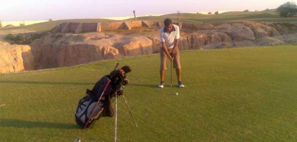 Réservation des stages de Golf à l'Oasis Tozeur