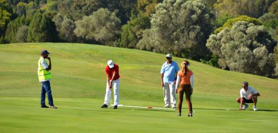 Réservation des stages de Golf au parcours les Oliviers du Golf Citrus Hammamet Tunisie