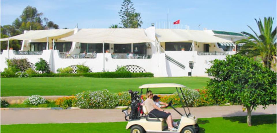 Réservation des Forfait et package du Golf à Sousse