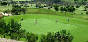 Réservation Golf au parcours Envia