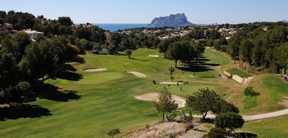 Réservation Golf à Ifach