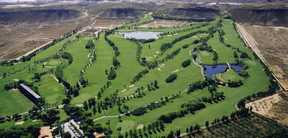 Réservation Golf à El Plantio à Alicante