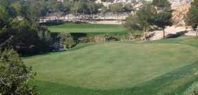 Réservation Golf Tee-Time à Las Ramblas