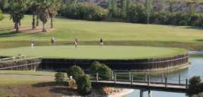Réservation Golf au parcours La Romero a Alecante