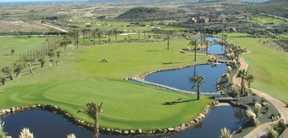 Réservation Golf au parcours Valle del Este