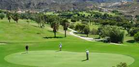 Réservation Green Fee au Golf Alboran