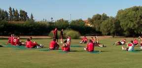 Réservation Stage, Cours et Leçons au Golf Isla Canela  à Cadix en Espagne