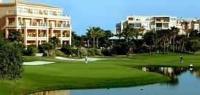 Réservation Tee-Time Golf Las Rejas Benidorm Alicante