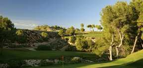 Réservation Tee-Time au Golf Campoamor Alicante espagne