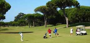 Réservation Tee-Time au Golf Lomas de Sancti Petri à Cadix en Espagne