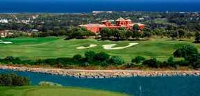 Réservation au Golf La Canada à Cadix en Espagne