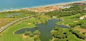 Réservation des Forfait et package au Golf Lomas de Sancti Petri à Cadix en Espagne