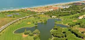 Réservation des Forfait et package au Golf Novo Sancti Petri à Cadix en Espagne