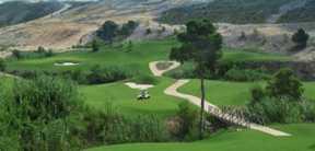 Réservation des Forfait et package du Golf à La Sella Alicante