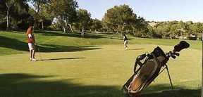 Réservation des Forfait et package du Golf à Las Ramblas