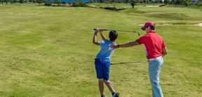 Réservation des cours et Leçons Golf au parcours Alboran