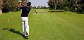 Réservation des cours et Leçons Golf au parcours Almerimar