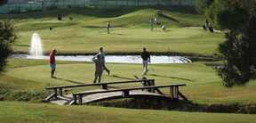 Réservation des Stages cours et Leçons Golf au parcours Las Rejas Benidorm Alicante