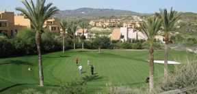 Réservation des Stages cours et Leçons Golf au parcours Valle del Este