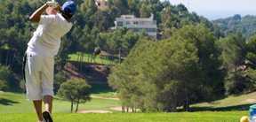 Réservation des cours et Leçons de Golf à Don Cayo en Espagne