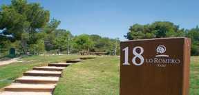 Tarifs et Promotion Golf La Romero a Alicante