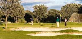 Tarifs et Promotion Golf parcours Las Rejas Benidorm Alicante