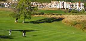 Réservation des Forfait et package au Golf Jaca à Huesca en Espagne