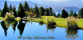 Réservation Green Fee au Golf Ria de Vigo à Madrid en Espagne