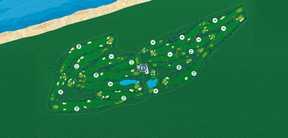 Réservation Green Fee au Golf Serres de Pals à Girona en Espagne