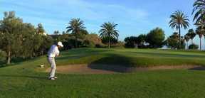 Réservation Stage, Cours et Leçons au Golf Anoreta à Malaga en Espagne