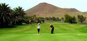 Réservation Stage, Cours et Leçons au Golf Costa Teguise à Gran Canaria en Espagne