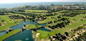 Réservation Stage Cours et Leçons au Golf Dunas de Donana à Huelva en Espagne