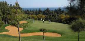 Réservation Stage, Cours et Leçons au Golf El Chaparral à Malaga en Espagne