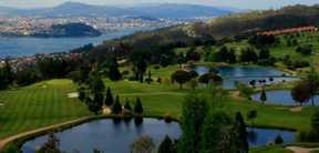 Réservation Stage, Cours et Leçons au Golf Ria de Vigo à Madrid en Espagne