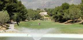Réservation Tee-Time au Golf Altea à Costa Blanca en Espagne