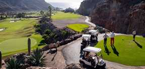 Réservation Tee-Time au Golf Anfi Tauro à Gran Canaria en Espagne