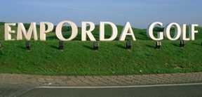 Réservation au Golf Emporda à Girona en Espagne