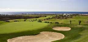 Réservation au Golf Lanzarote à Gran Canaria en Espagne