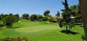 Réservation des Forfait et package au Golf Aloha à Malaga en Espagne