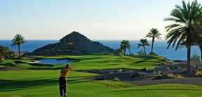 Réservation des Forfait et package au Golf Anfi Tauro à Gran Canaria en Espagne