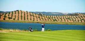 Réservation des Forfait et package au Golf Costa Esuri à Huelva en Espagne