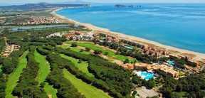 Réservation des Forfait et package au Golf Platja de Pals à Girona en Espagne