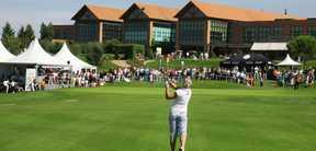 Réservation des Forfait et package au Golf Retamares à Madrid en Espagne