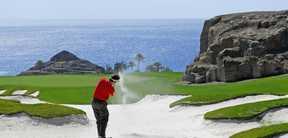 Tarifs et Promotion pour la réservation au Golf Anfi Tauro à Gran Canaria en Espagne