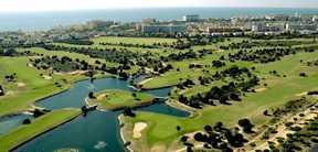 Tarifs et Promotion pour la réservation au Golf Dunas de Donana à Huelva en Espagne